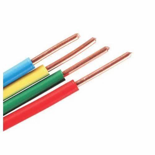 Single Core Unsheathed Cables