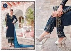 Rsf Zarina Bottom Work Fancy Salwar Suit