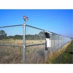 Solar House Fencing