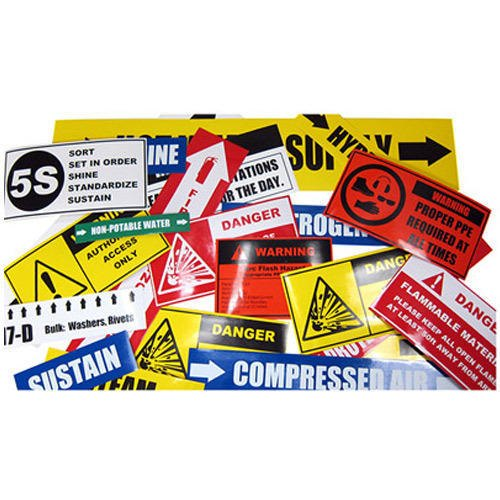 dbb9079fd28 Industrial Sticker Label at Rs 2  square inch