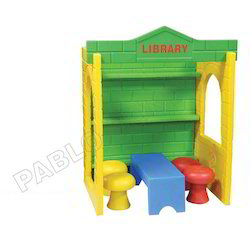 Libray Role Play House