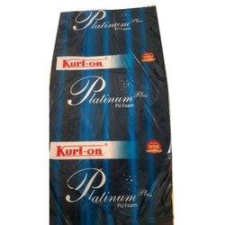 EPE 2 Inch Kurl On Platinum Plus PU Foam Bed Mattress