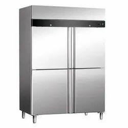 Elanpro Stainless Steel Professional Static Refrigerator, Capacity: 1200 ltr
