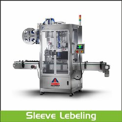 Shrink Sleeve Label Machine