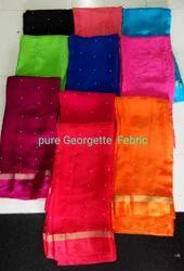 Pure Georgette Fabric