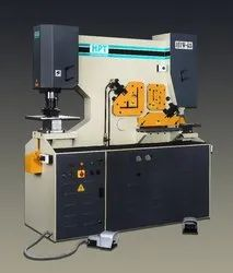 Iron Cutting and Notching Machine