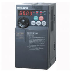 Mitsubishi E-700 Series Inverter