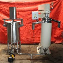 Virgin Coconut Oil Separation Machinery
