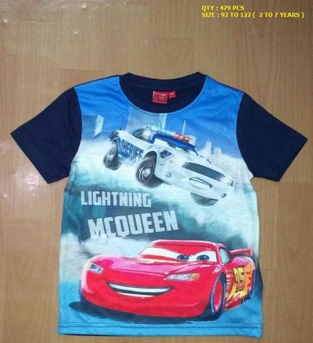 Kids T Shirts International Branded Surplus