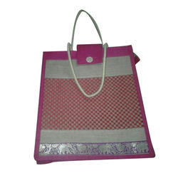 Printed Lunch Jute Bag