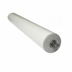 Plastic conveyor Roller, Packaging Type: Poly Wrap