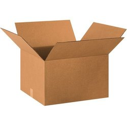 Single Wall - 3 Ply Corrugated Box, Capacity: 1-5 kg