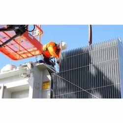 Transformer Radiator Repairing
