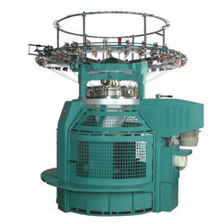 Loop Cut Knitting Machine
