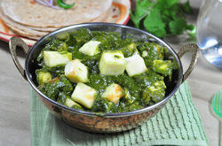 Ready to Eat Palak Paneer
