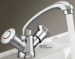 nCashyap Floor Mounted Centre Hole Basin Mixer, Model Number: Nce1717, Size: 15mm