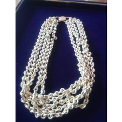 99.9 % Silver Hand Made Chain, 100- 1200 Gm