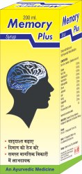 Ayurvedic Memory Increase Tonic