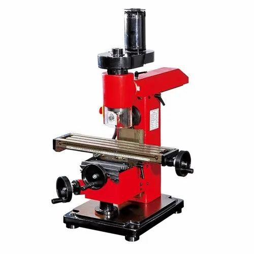 Mini Mill Drill Machine - X1 Micro Mill Machine Manufacturer from Mumbai