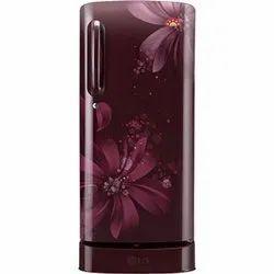 4 Star 190 L LG Refrigerator for Domestic, Single Door