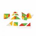 Tangram Plastic - Puzzle Game