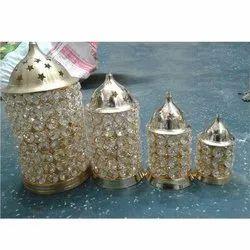 Brass Akhand Diya