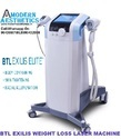 BTL EXILIS Vertical body shaping 2-in-1 Ultrasound RF for Fat Removal Weight Loss Beauty Machine