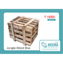 Jungle Wood Packaging Box