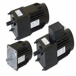 40 Watt 3 Ph Induction Geared Motor