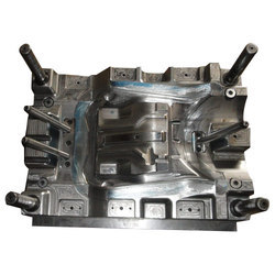 Alloy Steel Car Seat Injection Mould