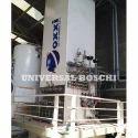 Liquid Nitrogen Tank Filling Plant