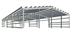 Roofing Sheet/Specialty Coatings/PEB Erection With Painting/Installation/Fabrication