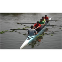 Coxed Four Rowing Boat