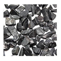 Black Polished Chips
