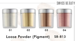 SwissBeauty Shimmer Blusher (Loose Powder), Type Of Packing: Single Piece, 4