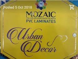 Mosaic PVC Laminate