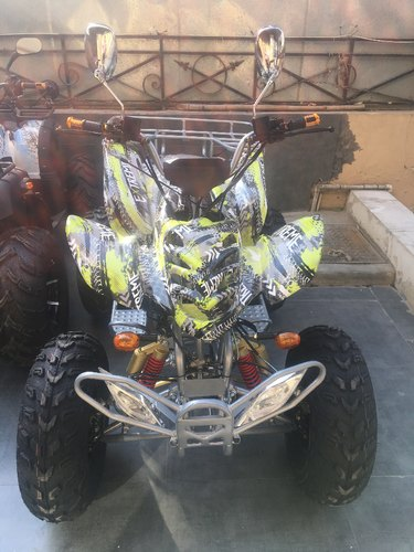 Speed 200cc ATV Quad Bike Automatic Engine