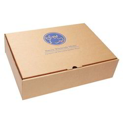 Brown Corrugated Paper Packaging Carton Box