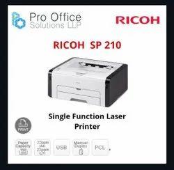 Ricoh Sp 210 - Laser Printer