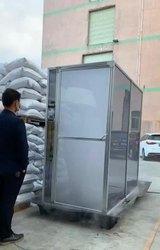 Automatic Sanitizing Machine