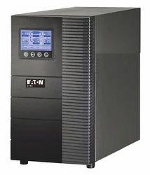 Black Single Phase Eaton Online UPS