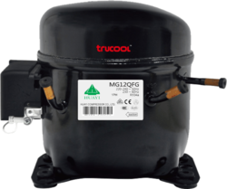 Refrigeration Compressor MG12QFG on