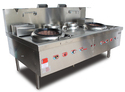 Chinese Gas Cooking Range