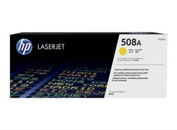 Hp 508a Yellow Original Laserjet Toner Cartridge (Cf362a)