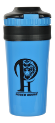 PH Blue -cross fit shaker, blue, Capacity: 600ml