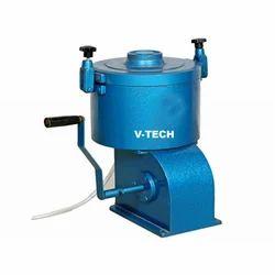 Bitumen Extractor Hand Operated
