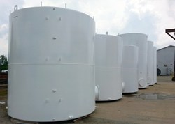 Big Certified Tanks Various Capacity