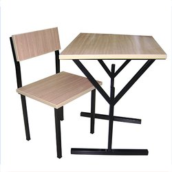 MS Frame Study Desk and Chair