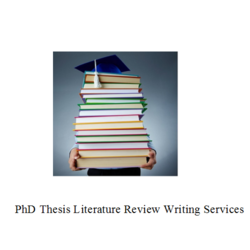 PhD Thesis Literature Review Writing Services