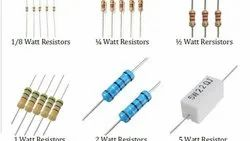 Resistors - SMD / Through Hole - Full Range